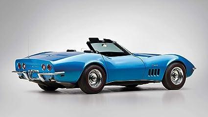 Amazoncom Lilarama Usa 1969 Chevrolet Corvette Stingray