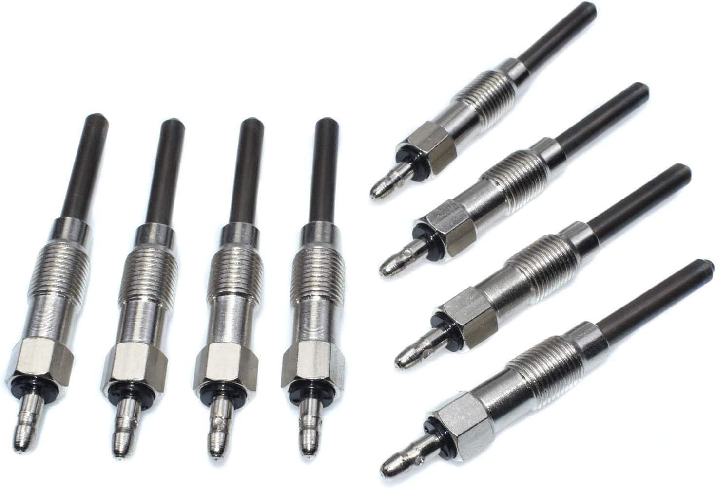 8PCS 6.5 L 6.2 L Diesel Glow Plugs M998 M1035 M1037 For Hummer 5584164,12338771
