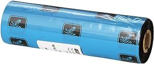 """Zebra thermal transfer ribbon 4.33"""" x 244' / 110mm x 74m wax"""