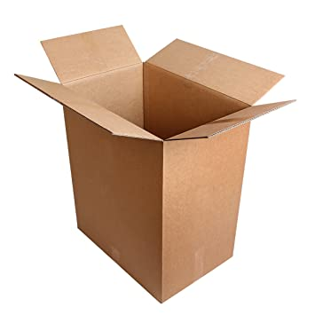 15 Pieza Caja de cartón para envío Embalajes Cajas de Cartón Plegable 600 x 400 x