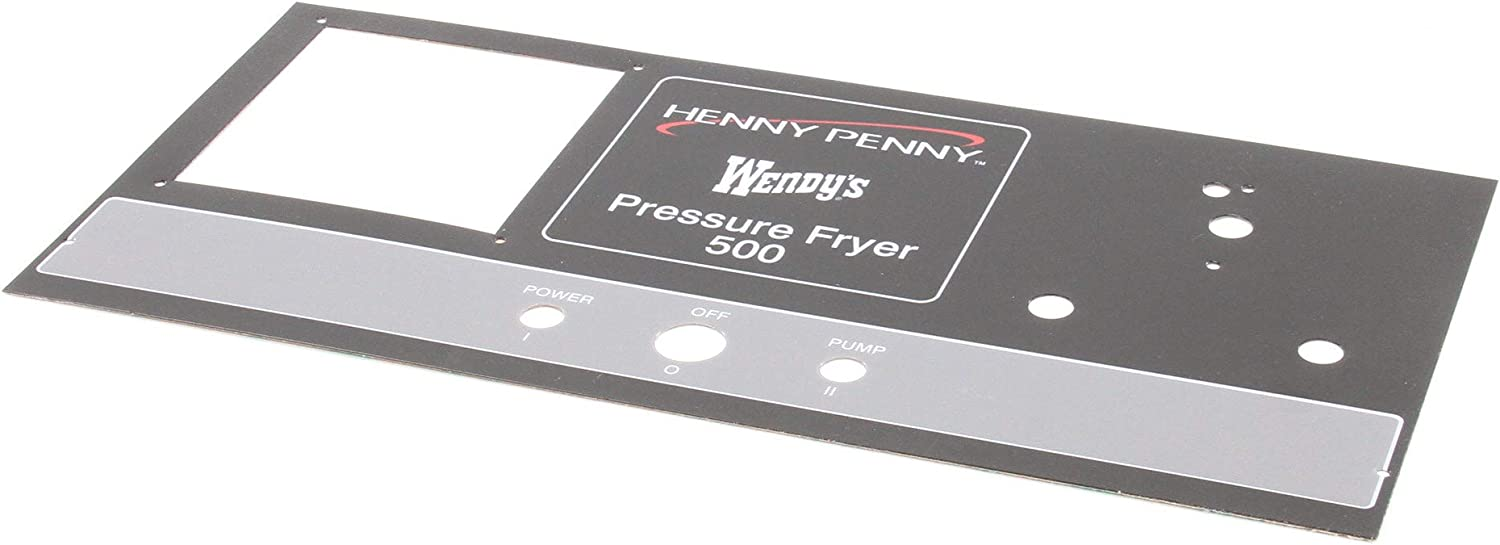 Ce Standard 500 Wen S Henny Penny 61570 Decal