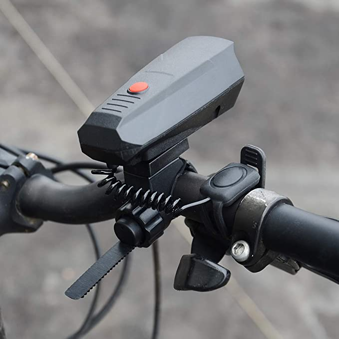 Road Bicycle Bike Alarm Electric Warning Bell Ring Loud-Horn Cycling-Hooter /_CL