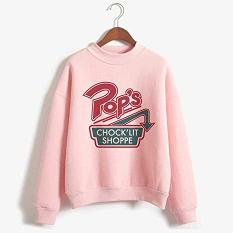 Amazon.com: Sweatshirts South Side Serpents Pink Cotton for ...