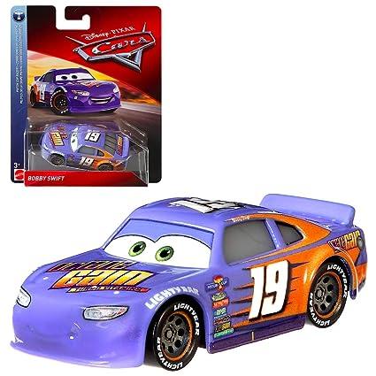 Amazon com: Bobby Swift Piston Cup Racers Disney Cars