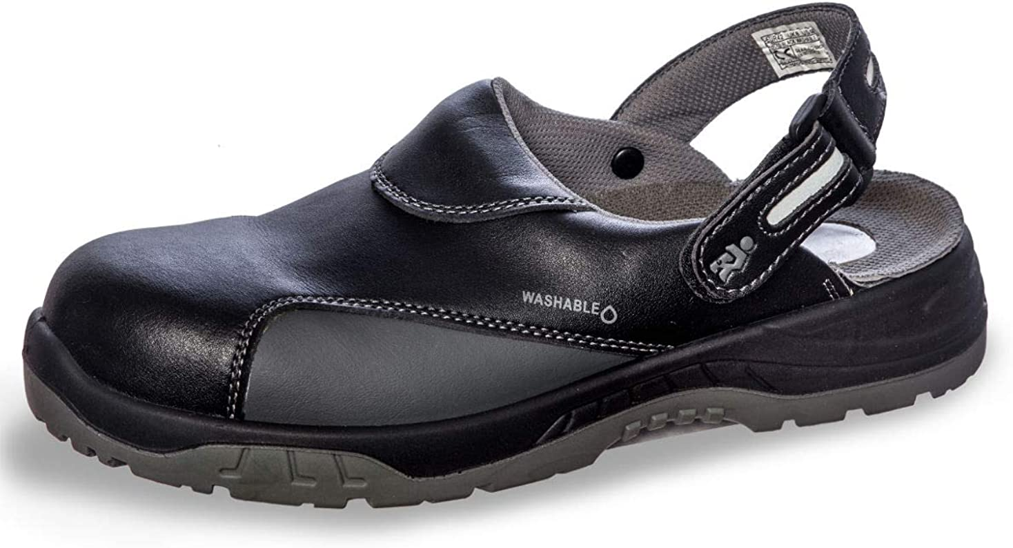EuroRoutier Safety Shoes Bold Washable