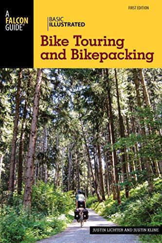 Basic Illustrated Bike Touring and Bikepacking (Basic Illustrated ()