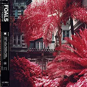 Foals  - Everything Not Saved  (CD)