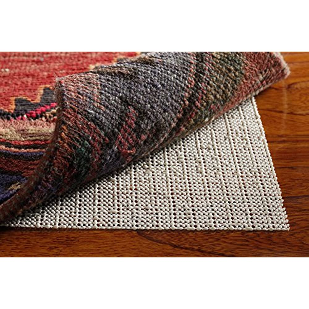 Area Rug Pad 8x10.Details About Non Slip Area Rug Pad 8 X 10 For Hard Surface Floors Gripper Carpet Padding In