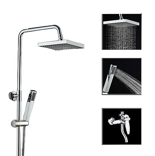 Sistema de ducha de acero inoxidable para el baño Conjunto ...