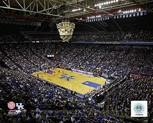 Rupp Arena University of Kentucky Wildcats 2010 Photo 10 x 8in ()