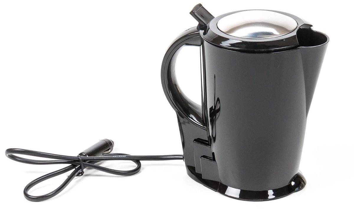 1.3 litre kettle, black, steel heating element, 250W 24V: Amazon ...