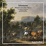テレマン:管楽器のための協奏曲集 第2集(Telemann:Wind Concertos Vol.2)