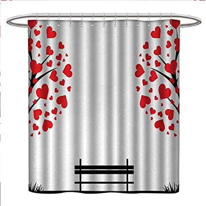 Amazon Com Chasoea Tree Of Life Shower Curtain Collection