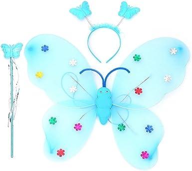 Flashing Angel Wings Headband