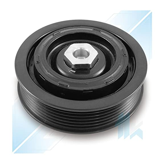 climática Compresor embrague apto para A4 (B8), A5, Q5 1,8/2,0tfsi, 2,0tdi; A8/Q7 4,2tdi; VW Amarok 2,0tdi, TRANSPORTER 2,0tsi denso 6seu14 C 6pk (PV6) 100 ...