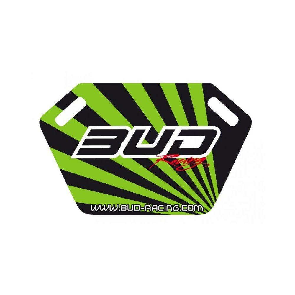 Pit Board-holzschildern Bud Racing Gr/ün