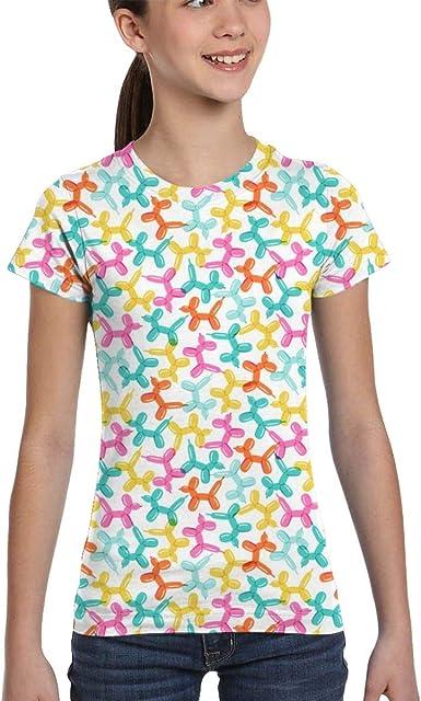 Helen vi Camisetas Chicas 10-12, Perros Globo Mini_12276 ...