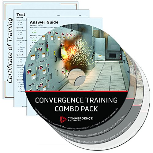 Convergence-Training-C-072-Warehouse-Safety-Combo-Pack-DVD-Pack-of-26