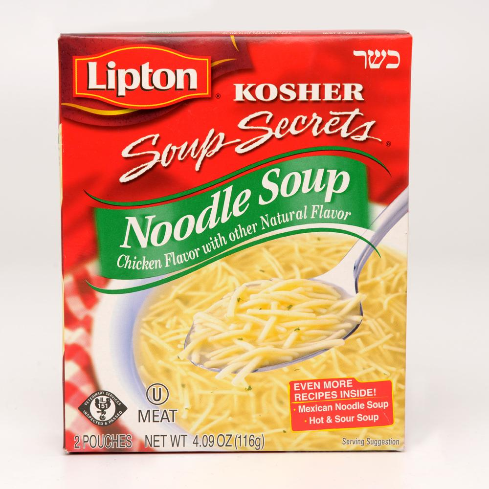 lipton kosher soup secrets noodle soup pack of 12 lipton soup. Black Bedroom Furniture Sets. Home Design Ideas