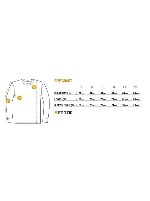 Fnatic Box Logo - Premium Sweatshirt Black, 3XL: Amazon.es: Ropa y accesorios