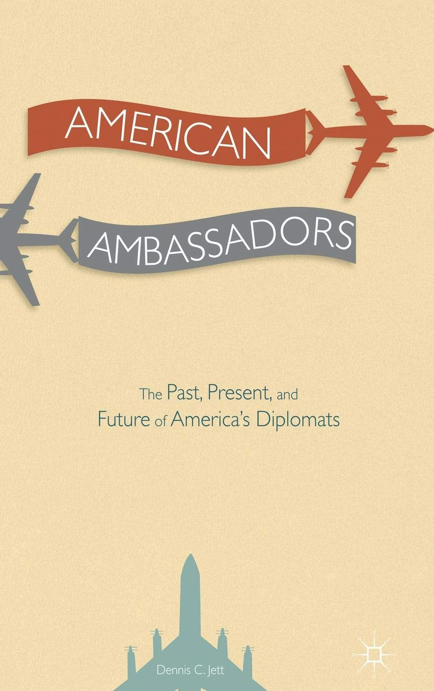 Read more about who becomes an American ambassador...