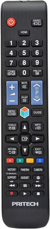 Pritech - Mando a Distancia Universal (Compatible with Samsung): Amazon.es: Electrónica