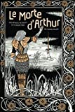 Image of Le Morte d'Arthur: King Arthur & The Knights of The Round Table (Knickerbocker Classics)