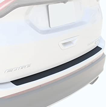 FITS 2011-2014 Ford Edge 1pc Rear Bumper Applique Scratch Guard Protector Cover