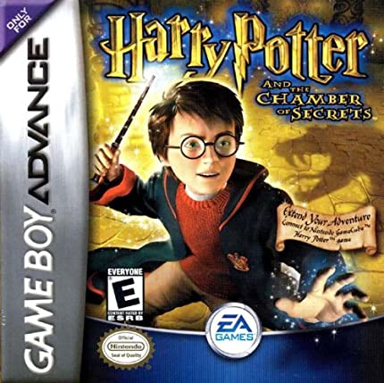 Amazon com: Harry Potter and The Chamber of Secrets