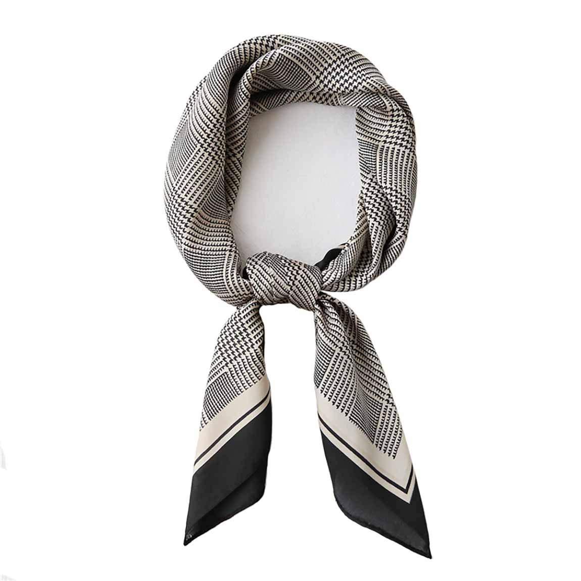 7db529e486a85 Silk Scarf Square Satin Headscarf Women's Fashion Scarfs Neckerchief Neck  Tie (190#) at Amazon Women's Clothing store:
