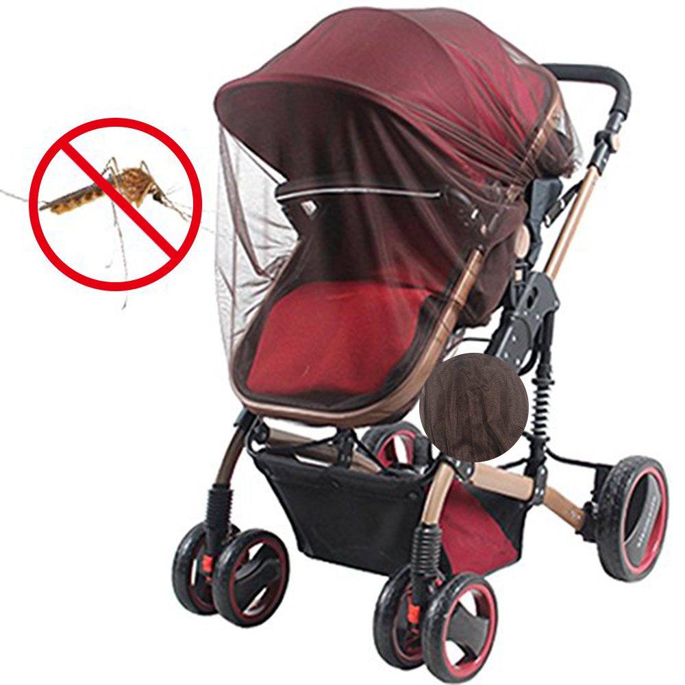 6331bf27c3 BWei Universal Insektenschutz丨Mückennetz für Kinderwagen,Buggy, Reisebett,  idealer Schutz vor Wespen ...