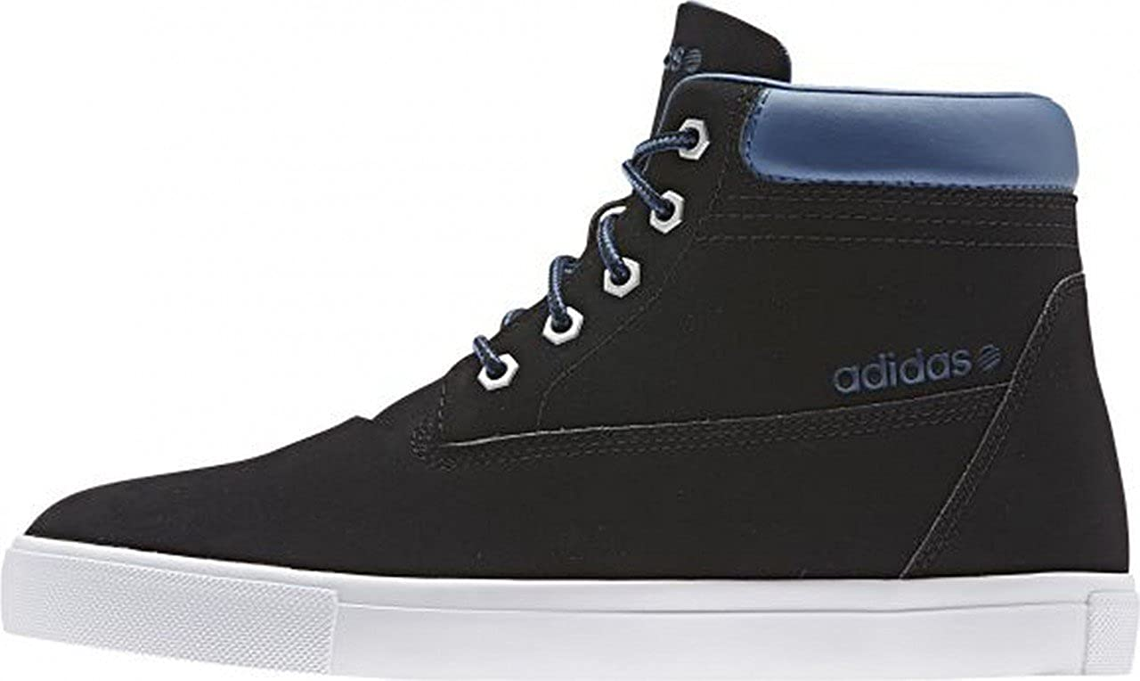 c9a864acfb8b Adidas NEO Men Black Daily Boot Casual Shoes (10 UK)  Buy Online at Low  Prices in India - Amazon.in