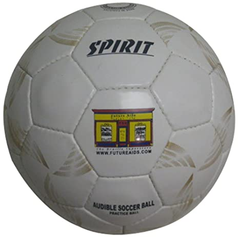 137f54eb1a Amazon.com  The Braille Superstore Rattle Soccer Ball  Sports   Outdoors