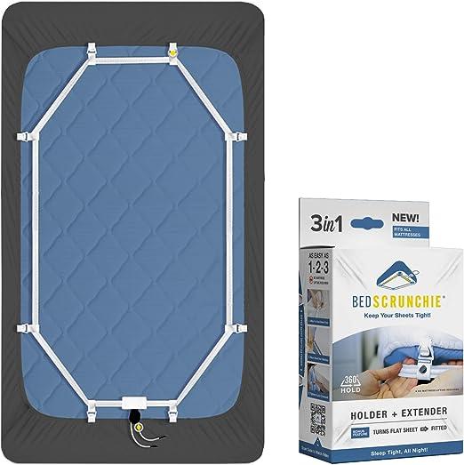 LOT 12 Sheet Gripper Holder Fastener Elastic Clip Straps 4 Mattress//Bed//Waterbed