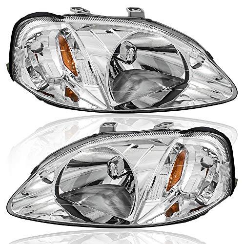 99 00 Honda Civic Body - 4