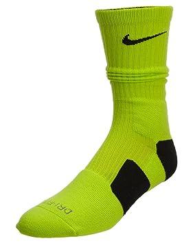 Nike Crew Calcetines Elite básquetbol Talla:Medium: Amazon.es: Deportes y aire libre