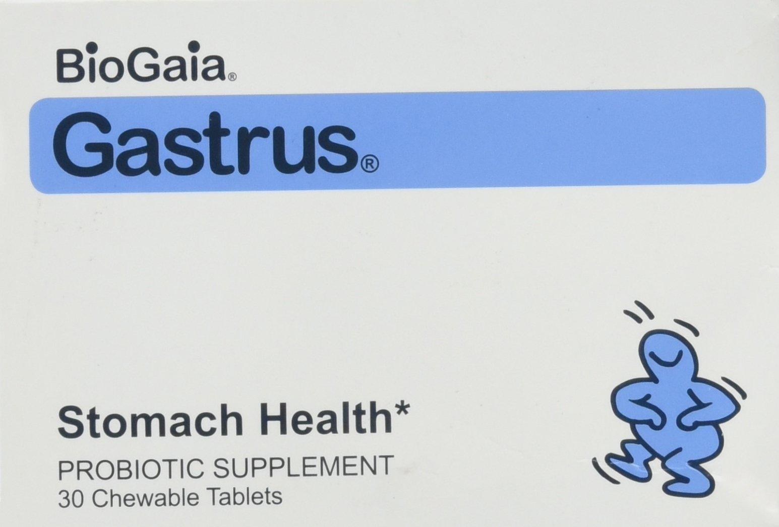 Biogaia Gastrus® 30 Chewable Tablets