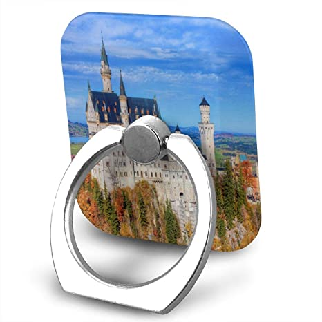 Amazon.com : Ring Holder Munich to A Fairytale Castle Ring ...