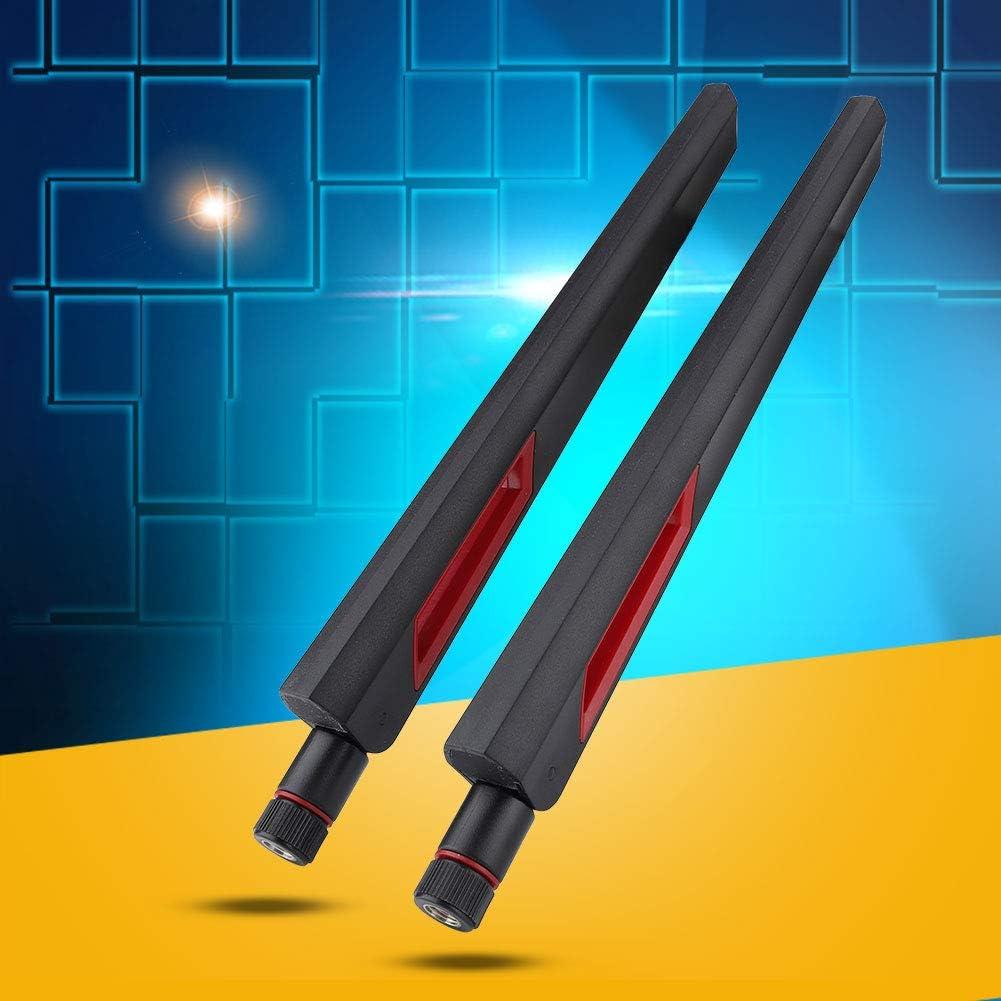 Cable de conexi/ón de Tarjeta de Red inal/ámbrica IPX4 para Intel 9260NGW//7265AC//9650AC//BCM94360 y as/í Tonysa Antena 8DBi RP-SMA para LAN inal/ámbrica y Adaptador de enrutador WiFi