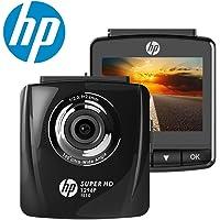 HP Dashcam Cámara de Coche Full HD 1296p