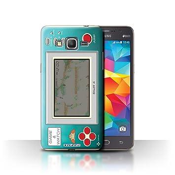 Carcasa/Funda STUFF4 dura para el Samsung Galaxy Grand Prime / serie: Consola de juegos - Donkey kong jr