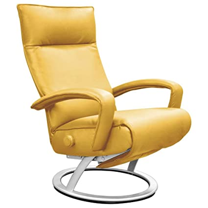 Lafer Gaga Recliner Chair By (Banana Genuine Leather FC32)