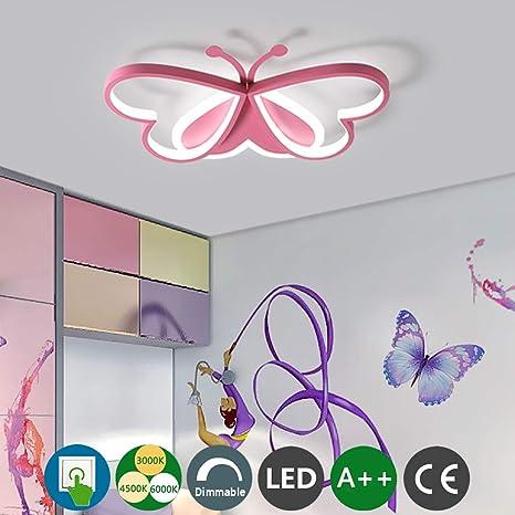 Modern LED Deckenleuchte Kinderzimmer Deckenlampe Junge ...