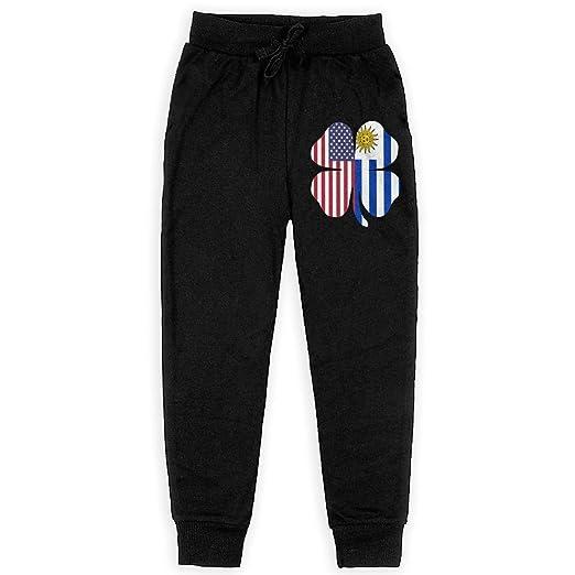 VstiSsxhdai Pantalones de chándal para jóvenes, Pantalones de ...