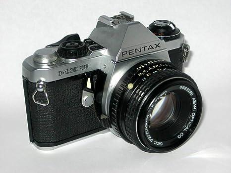 Pentax Me Super 35 mm SLR Cámara Paquete: Amazon.es: Electrónica