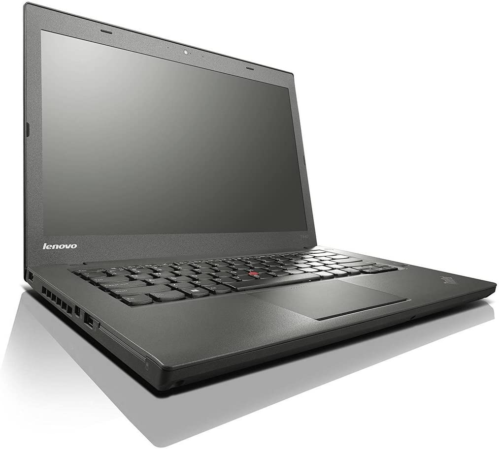 Lenovo ThinkPad T440 Ultrabook Business Laptop Computer: 14 HD plus, Intel Core i7-4600U up to 3.3GHz, 12GB RAM, 500GB HDD, WiFi, Bluetooth, USB 3.0, Windows 10 Professional (Renewed)