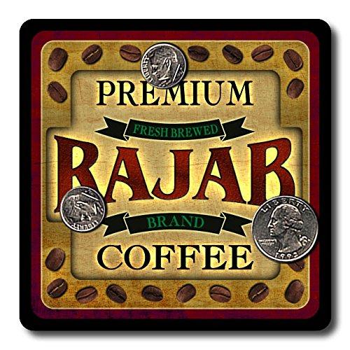 Rajab Coffee Neoprene Rubber Drink Coasters - 4 - 4 Rajab