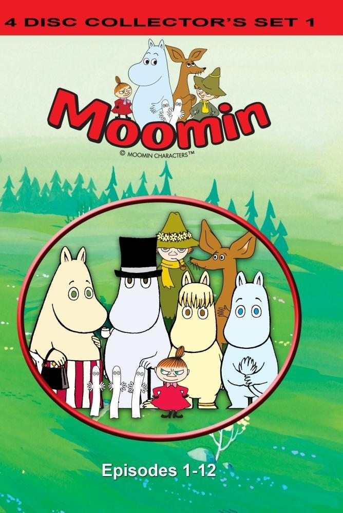 Amazon com: Moomin 4 Disc Collector's Set 1: Susan Sheridan