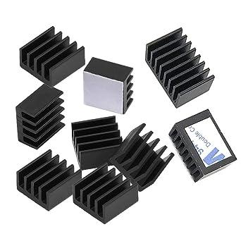 Amazon.com: Disipador de calor para impresora 3D Stepper ...
