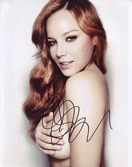 Abbie Cornish In Person Autographed Photo At Amazons